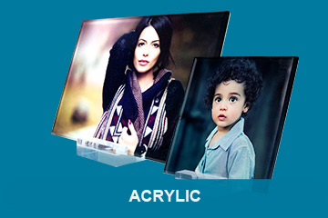 JetMaster Acrylic Image Display System for Resin Coated Photo Paper