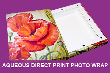 JetMaster Aqueous Drect Print Photo Wrap